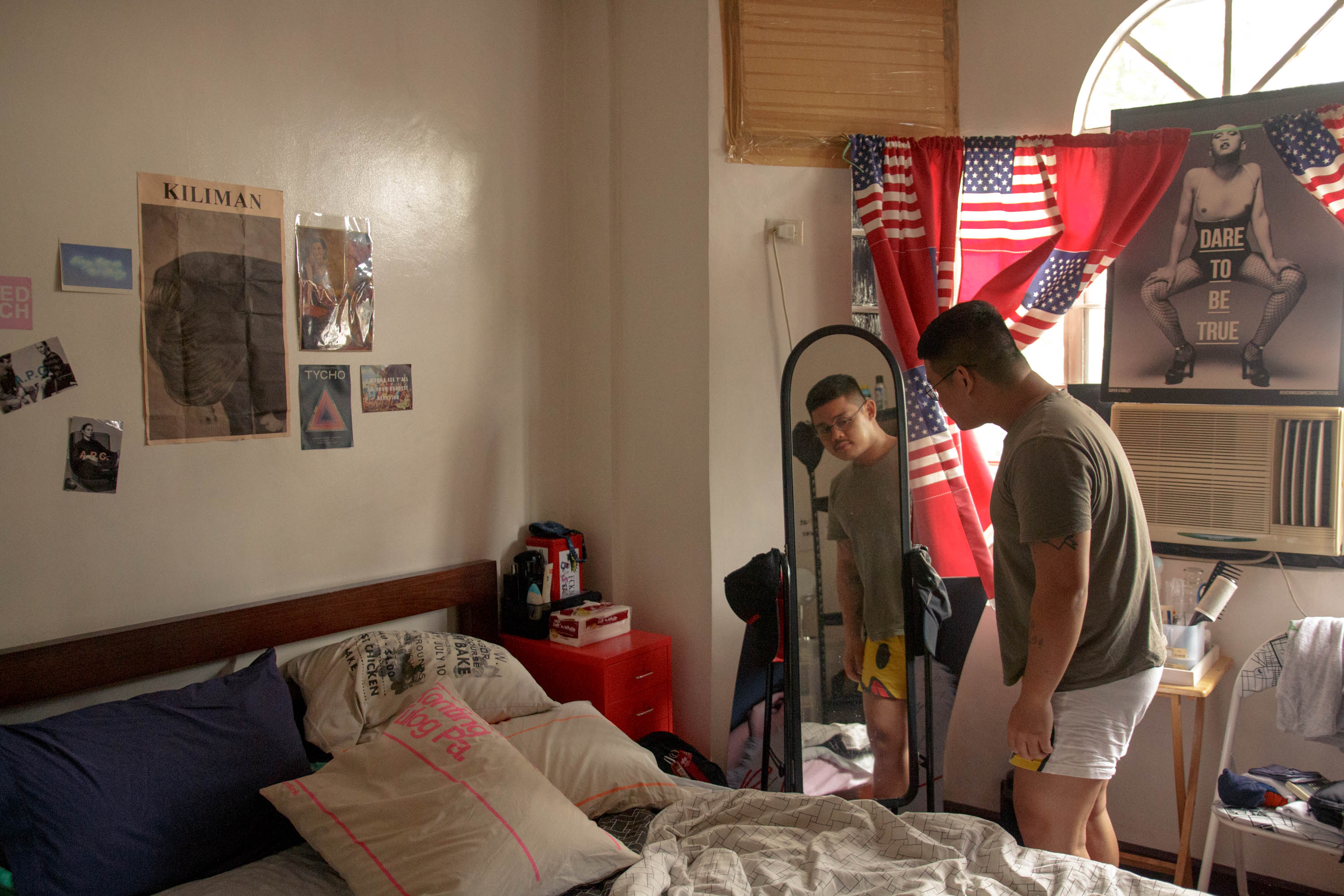 Boys In Their Bedrooms