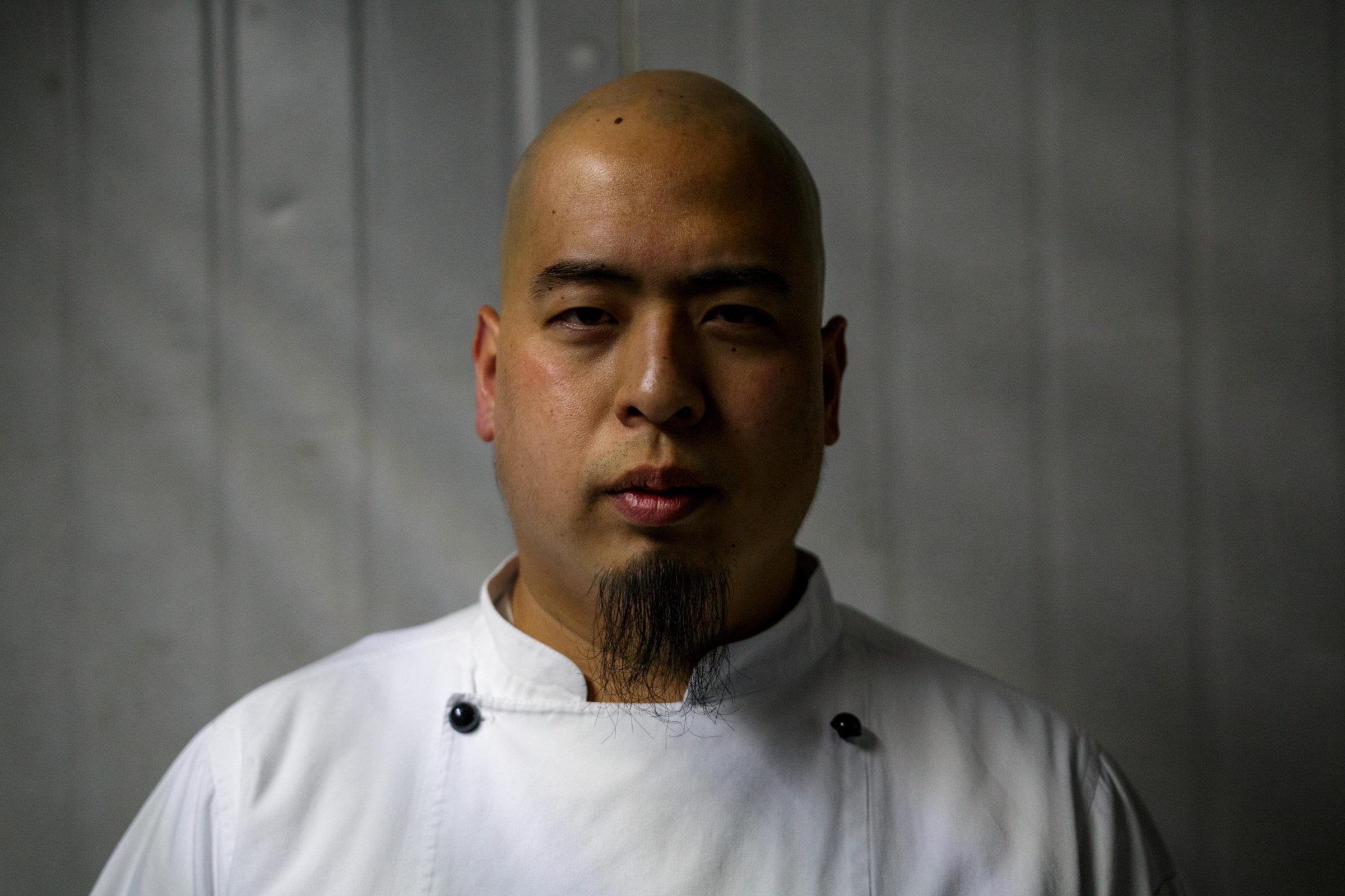 Chef Bruce Lim
