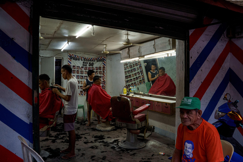Baseco Barbershop