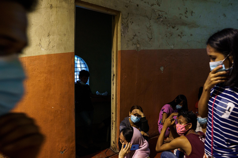 Manila in Quarantine